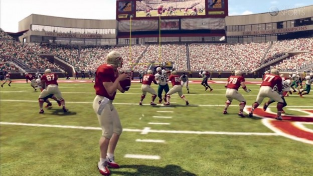 NCAA Football 12 Screenshot #229 for Xbox 360