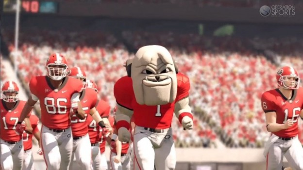 NCAA Football 12 Screenshot #234 for Xbox 360