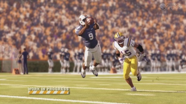 NCAA Football 12 Screenshot #239 for Xbox 360