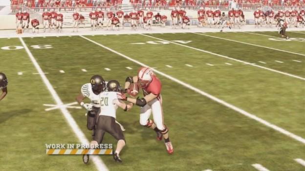 NCAA Football 12 Screenshot #241 for Xbox 360