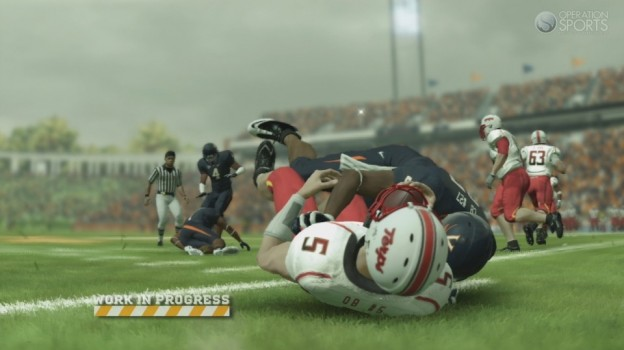 NCAA Football 12 Screenshot #242 for Xbox 360
