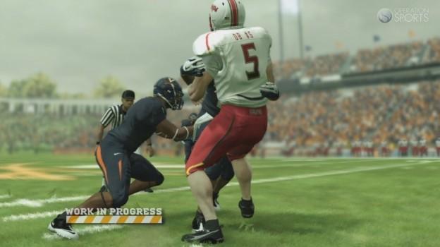 NCAA Football 12 Screenshot #243 for Xbox 360