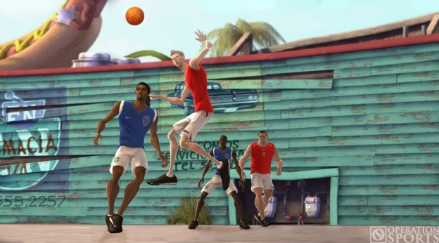 FIFA Street 3 Screenshot #1 for Xbox 360