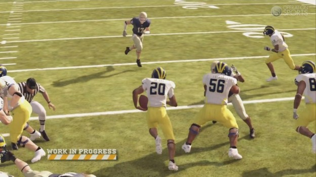 NCAA Football 12 Screenshot #133 for PS3