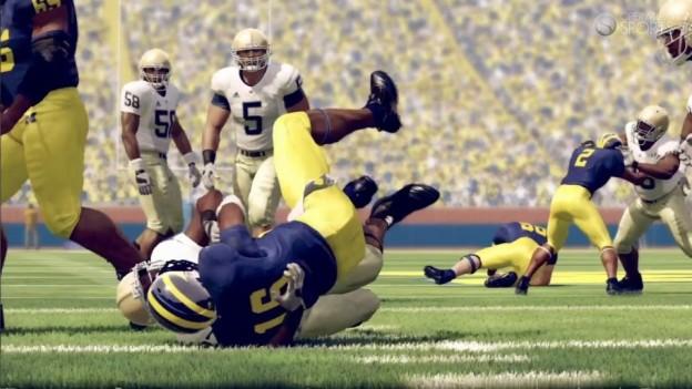 NCAA Football 12 Screenshot #175 for PS3