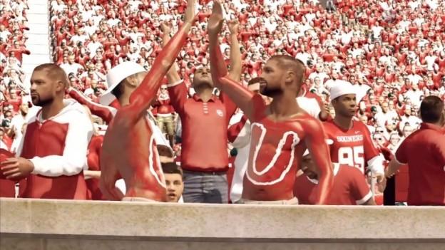 NCAA Football 12 Screenshot #185 for PS3