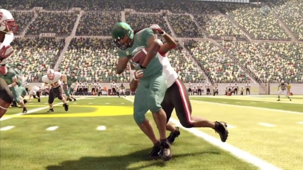 NCAA Football 12 Screenshot #186 for PS3