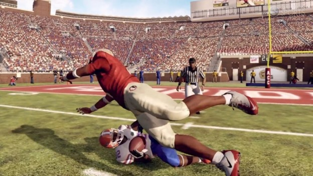 NCAA Football 12 Screenshot #189 for PS3