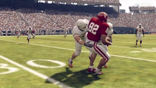 NCAA Football 12 Screenshot #195 for PS3