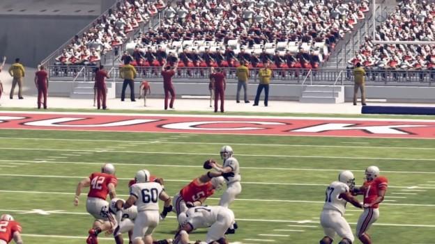 NCAA Football 12 Screenshot #208 for PS3