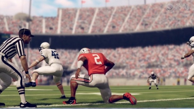 NCAA Football 12 Screenshot #214 for PS3