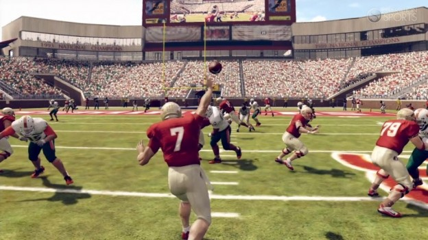 NCAA Football 12 Screenshot #221 for PS3