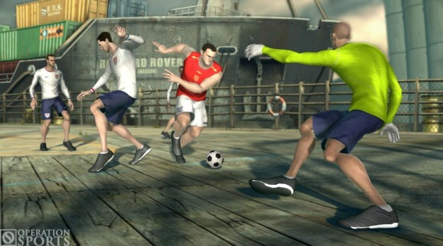 FIFA Street 3 Screenshot #2 for Xbox 360