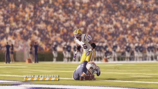 NCAA Football 12 Screenshot #232 for PS3