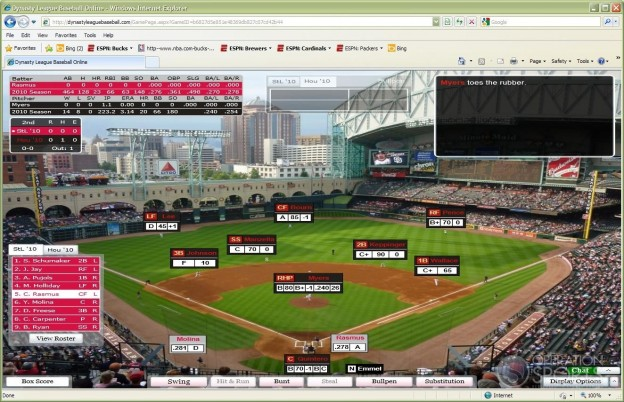 Dynasty League Baseball Online Screenshot #15 for PC
