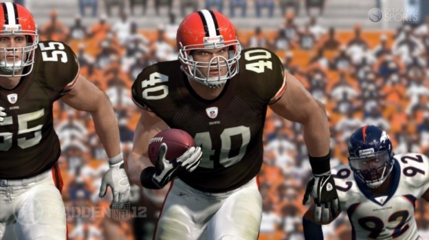 Madden NFL 12 Screenshot #38 for PS3