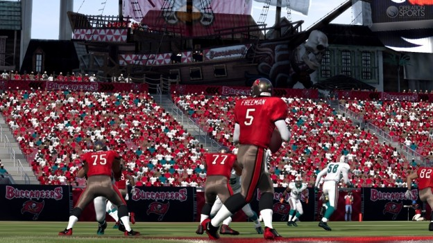 Madden NFL 12 Screenshot #67 for Xbox 360