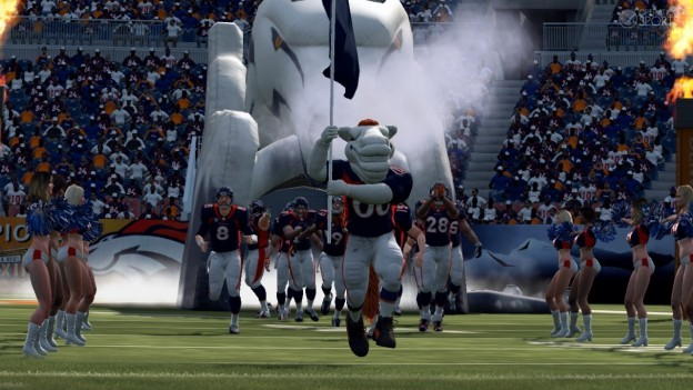 Madden NFL 12 Screenshot #92 for Xbox 360