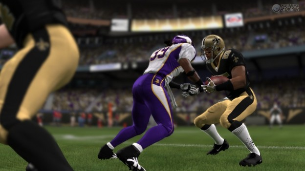 Madden NFL 12 Screenshot #96 for Xbox 360