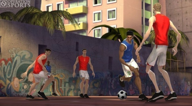 FIFA Street 3 Screenshot #3 for Xbox 360