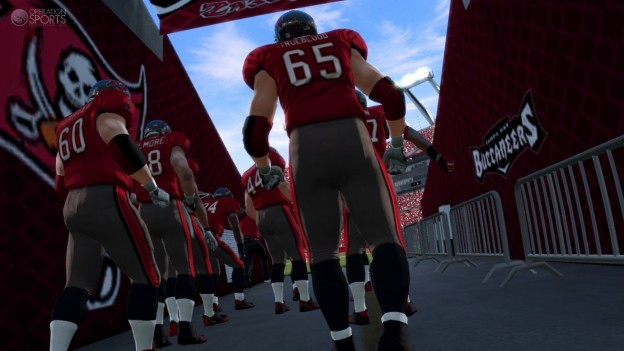 Madden NFL 12 Screenshot #119 for Xbox 360