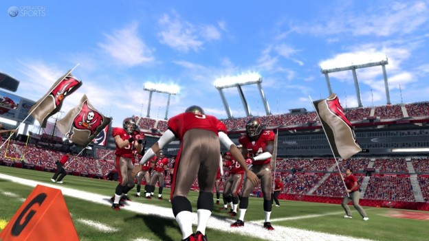 Madden NFL 12 Screenshot #121 for Xbox 360