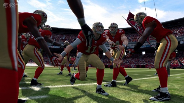 Madden NFL 12 Screenshot #126 for Xbox 360