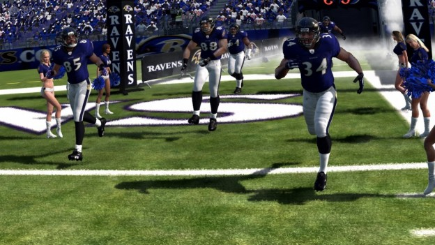 Madden NFL 12 Screenshot #127 for Xbox 360
