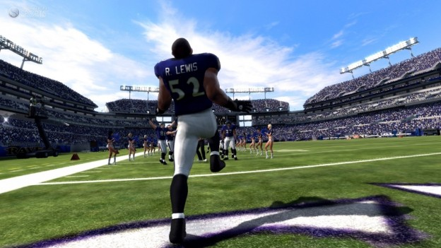 Madden NFL 12 Screenshot #128 for Xbox 360