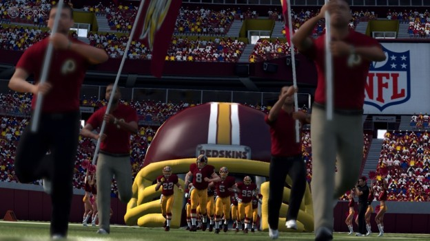 Madden NFL 12 Screenshot #129 for Xbox 360