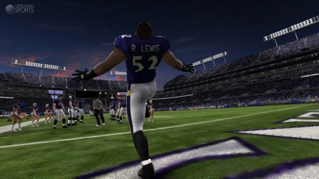 Madden NFL 12 Screenshot #130 for Xbox 360