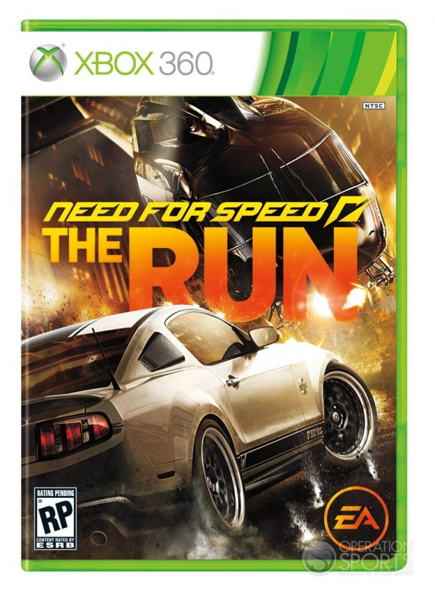 Need for Speed The Run Screenshot #1 for Xbox 360