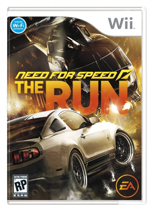 Need for Speed The Run Screenshot #1 for Wii