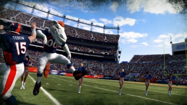 Madden NFL 12 Screenshot #136 for Xbox 360