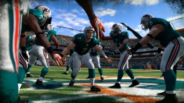 Madden NFL 12 Screenshot #138 for Xbox 360
