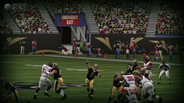 Madden NFL 12 Screenshot #160 for Xbox 360