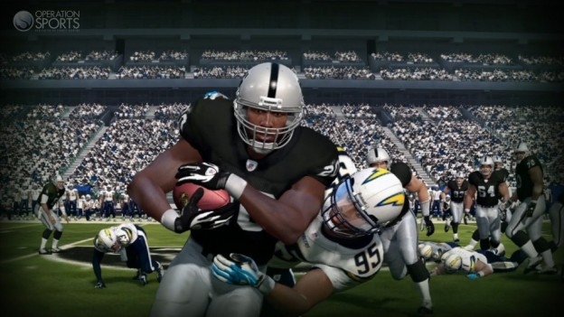Madden NFL 12 Screenshot #163 for Xbox 360