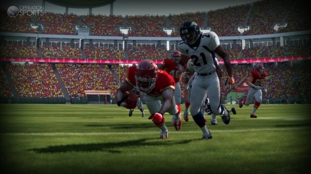 Madden NFL 12 Screenshot #164 for Xbox 360