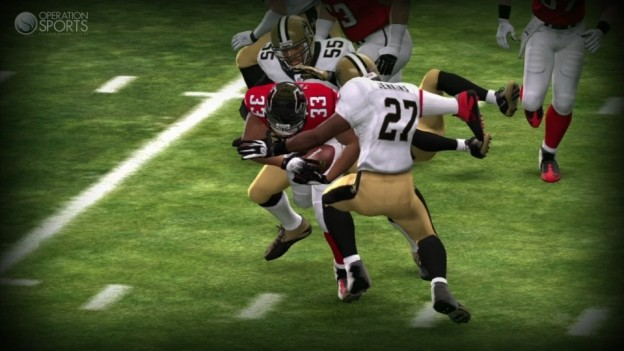 Madden NFL 12 Screenshot #168 for Xbox 360