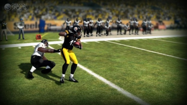 Madden NFL 12 Screenshot #170 for Xbox 360