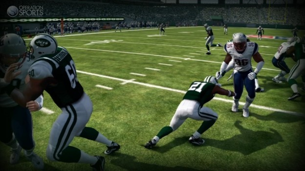Madden NFL 12 Screenshot #182 for Xbox 360