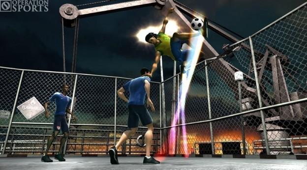 FIFA Street 3 Screenshot #4 for Xbox 360