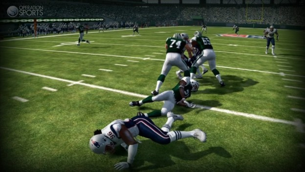 Madden NFL 12 Screenshot #89 for PS3