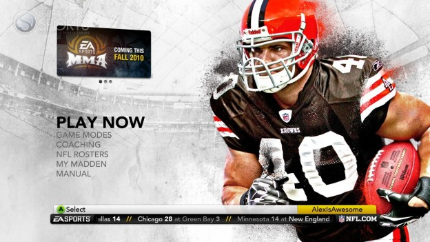 Madden NFL 12 Screenshot #109 for PS3