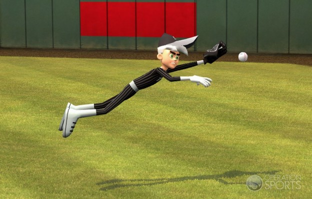 Nicktoons MLB Screenshot #3 for Xbox 360