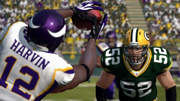 Madden NFL 12 Screenshot #204 for Xbox 360