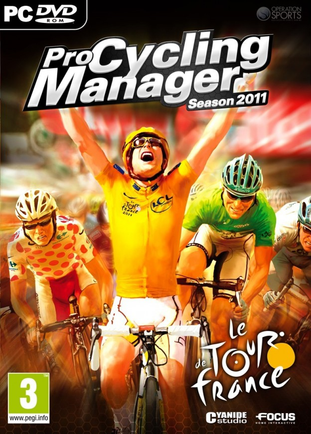 Pro Cycling Manager: Tour de France 2011 Screenshot #1 for PC