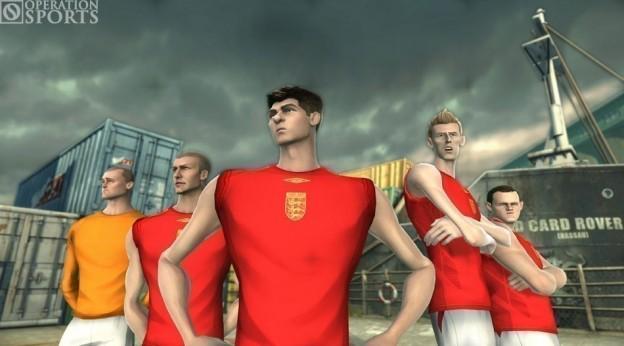 FIFA Street 3 Screenshot #5 for Xbox 360