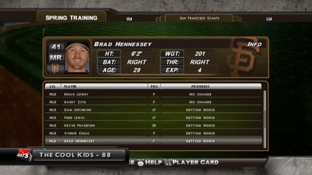Major League Baseball 2K8 Screenshot #152 for Xbox 360