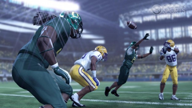 NCAA Football 12 Screenshot #241 for PS3